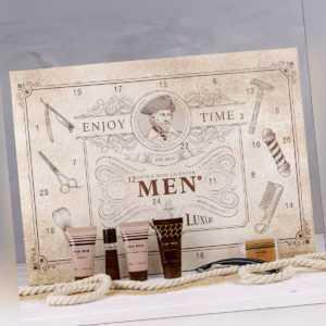 Beauty Adventskalender For Men 2020 Für Männer Bath & Body Weihnachten Pflege