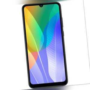 Huawei Y6P (2020) 3Gb RAM 64GB Black Android Smartphone Handy ohne...