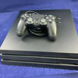 Sony Playstation 4 Pro PS4 Pro CUH-7216B 1TB Konsole Schwarz C49 9100 I11