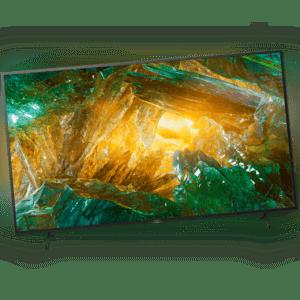 Sony KD65XH8096 4K Ultra HD LED Fernseher 164 cm [65 Zoll] Smart TV HDR Schwarz