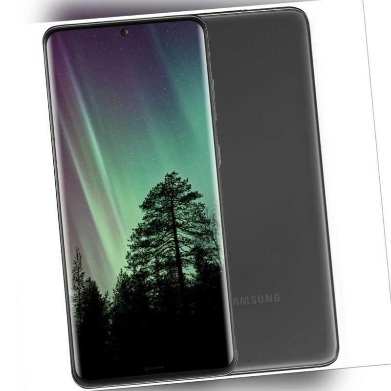 Samsung Galaxy S20 128GB Cosmic Gray Grau Dual SIM SM-G980F/DS...