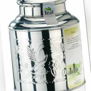 (87,20Eur/kg) PEACH NECTAR - grüner Rooibusch-Tee - im Tea Caddy (250g)