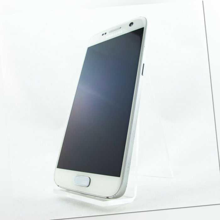 Samsung Galaxy S7 G930F Schwarz WEIß GOLD SILBER ROSA 32 GB...