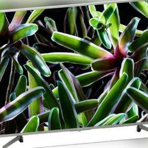 SONY KD-65XG7077 165 cm LED TV 4K UHD Smart-TV Triple Tuner HDMI B-Ware