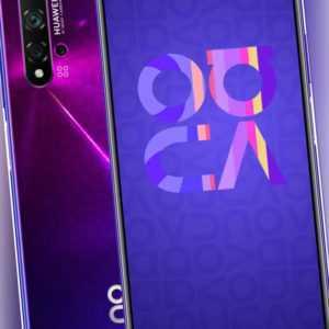 HUAWEI nova 5T 128 GB 6,26 Zoll 6 GB RAM 48 MP Quad-Kamera NFC...
