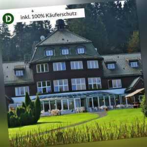 4 Tage Urlaub in Benneckenstein im Harz im Hotel Harzhaus mit Frühstück