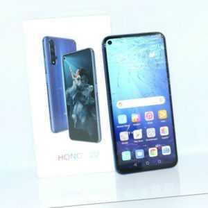 Huawei Honor 20 Model YAL-L21 - Blau - 128GB - 6GB RAM -...