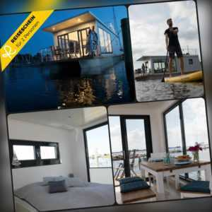 Kurzurlaub Ostsee Dänemark 4 Tage 2 Personen Hausboot Reisegutschein Familie