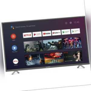 Sharp 40BL2EA 4K Ultra HD Android TV 40 Fernseher LCD Smart TV HD Triple Tuner
