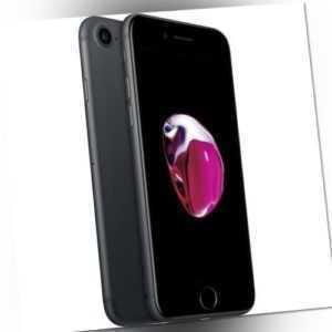 Apple iPhone 7 32GB schwarz Smartphone Handy ohne Vertrag LTE 4G...