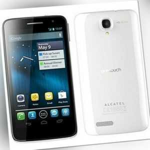 Alcatel One Touch Scribe HD Dual Sim weiss