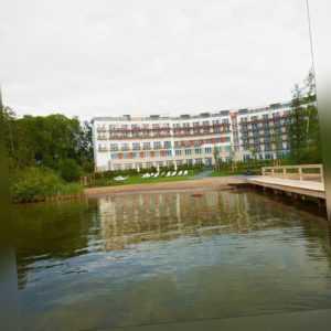 4 Tage Kurzreise Fleesensee   Mecklenburg Vorpommern   Wellnesshotel   Gutschein