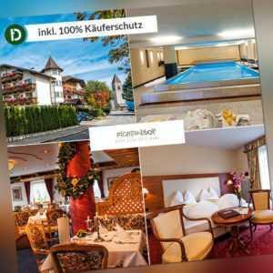Südtirol Urlaub Hotel 4 Tage für 2 Personen Gutschein
