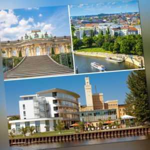 Kurzreise Potsdam Hotel am Havelufer Potsdam Zentrum 3-5 Tage + Abendmenü + Sekt