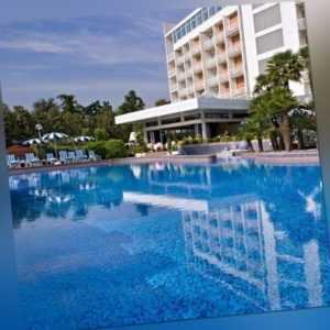 2-8 Tage 5* Grand Hotel Terme Wellness Urlaub Deluxe Montegrotto Abano Venetien