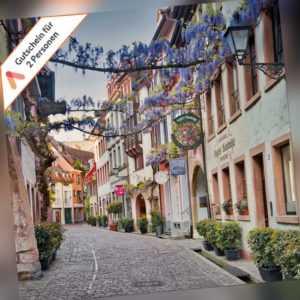 Kurzreise Freiburg Schwarzwald 3 bis 4 Tage 3 Sterne Hotel Gutschein 2 Personen