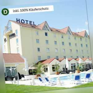 Thüringen 6 Tage Jena Urlaub Fair Resort Hotel Reise-Gutschein Erholung Natur