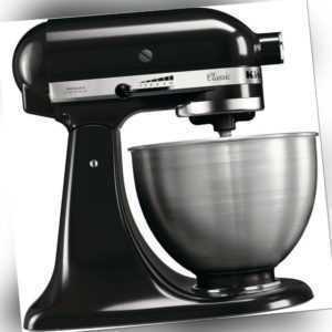 Kitchenaid Küchenmaschine Classic 5K45SSEOB Onyx Black 4,3 Liter NEU/OVP