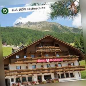 3 Tage Kurzurlaub in Südtirol im Berghotel Alpenrast mit All Inclusive