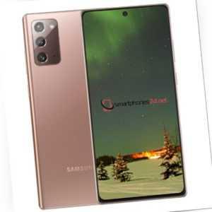 """Samsung Galaxy Note 20 5G 256GB Mystic Bronze 6,7"""" Dual Sim..."""