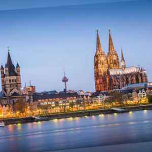 Köln Wochenendtrip 4★ Park Inn by Radisson exklusive Städtereise für 2 Personen