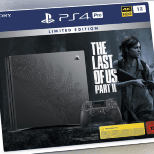 SONY Limited Edition The Last of Us PlayStation 4 Pro-Bundle NEU OVP