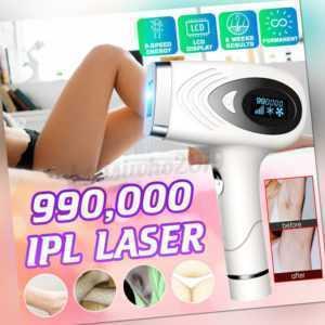 999999 IPL Laser Haarentfernungsgerät Epilierer Permanentkörper Elektrische