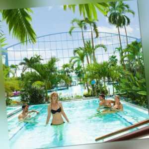 Wellness Thermen & Badewelt Sinsheim Kurzurlaub 2-4 Tage Hotel Leo Mühlhausen