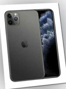 Apple iPhone 11 Pro Max 512GB Space Grau Gray Ohne Simlock...