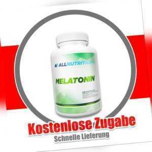 AllNutrition - Melatoni - 120 Kapseln - Caps, Melatoni, Sleep, Kapseln B0