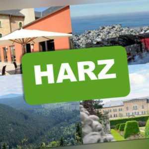 HARZ - 1 Woche für 2 Personen im bis zu 4* Hotel nach Wahl!