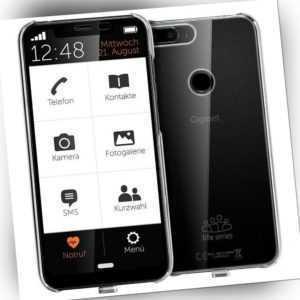Gigaset GS195 LS titanium grey 32GB Android Smartphone Handy ohne...