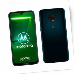 Motorola Moto G7 Plus - 64GB - Black Dual Sim (Unlocked)...