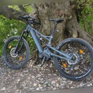 E-Mountain Bike Kreidler LAS VEGAS 8.0 27,5'' Bosch Performance CX 500Wh 11-Gang