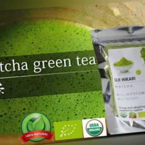 Healhy Matcha Grüner Tee Pulver 100% Natürlich Biologisch Klasse A Healthy
