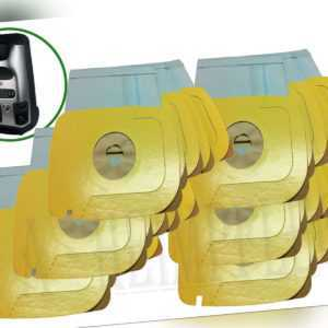 30 Filtertüten Staubsaugerbeutel passend für Lux Electrolux D 820 Lux 1 Royal