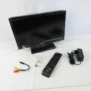 Xoro HTC 1546 40 cm (15 Zoll) LED Fernseher (HD/PVR Ready) DEFEKT (W19-JR9518)