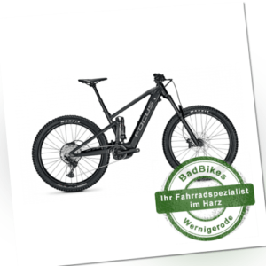 Focus Jam² 6.7 Plus Bosch Elektro Fullsuspension Mountain Bike 2021