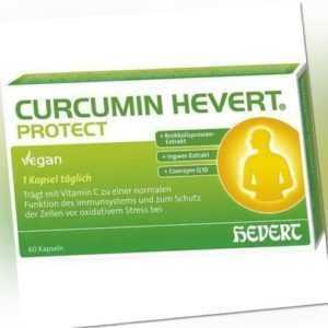 CURCUMIN HEVERT Protect Kapseln 60 St PZN 16230794