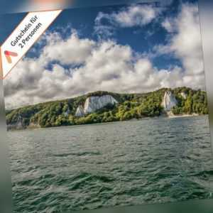 Kurzurlaub Rügen Ostsee Sassnitz 6 Tage für 2 Personen mit HP Hotel Gutschein