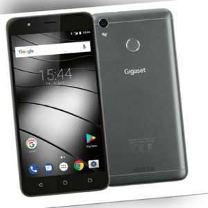 Mobiltelefon Smartphone Gigaset GS 270 grau Android Handy *B-Ware