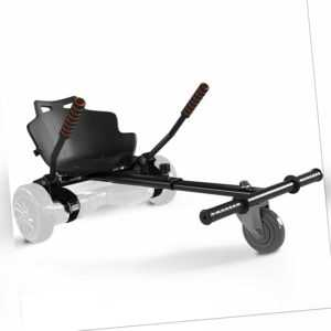 Race Hoverkart Sitz Scooter Kartsitz Hoverboard Go Kart Hoverseat für E-Scooter