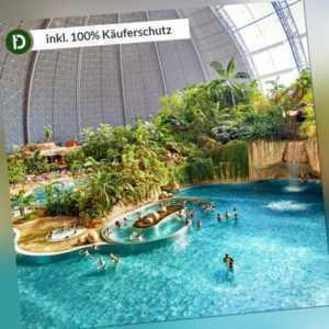 Brandenburg 3 Tage Zossen Wellness-Reise Hotel Berlin Gutschein Tropical Island