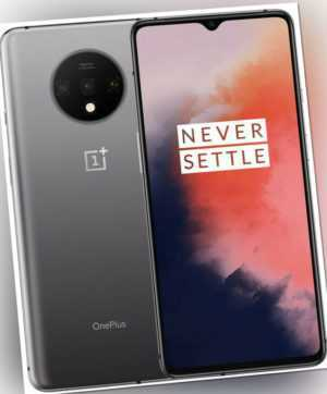 OnePlus 7T 128GB Frosted Silver, NEU Sonstige