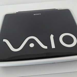 "Sony Vaio PCG 721C QR10 P3 550 Mhz 256 RAM Notebook 13"" Rare Sammler Collector"
