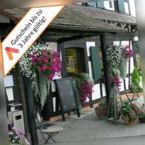Kurzreise Schwarzwald 3 bis 6 Tage Landhotel zur Blume Gutschein für 2 Personen