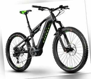 "Pedelec 27,5""+ MTB Raymon E-Seven Trailray LTD1.0 Yamaha 500Wh 80Nm Fully E-Bike"