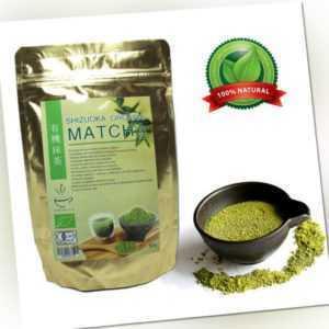 Japanisch Premium Organisch Matcha Grüner Tee Pulver Gewichtsverlust A1 - 80g