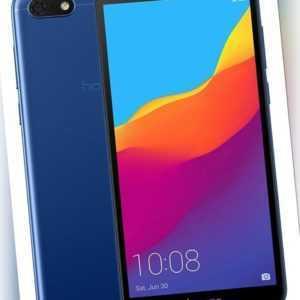 Huawei Honor 7A DUA-L22 Blau 16GB/2GB LTE DUAL SIM Android Smartphone NEU