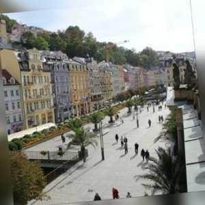 Karlsbad Tschechien Romantik Kurzurlaub 2 Personen 3 Tage mit Wellness Gutschein
